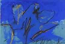 ART Blue, bleu, blauw.