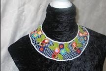 irish crochet lace / irische Häkelspitze neu