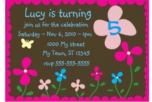 Butterfly and Flowers Parties