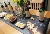Wine Tastings / Wine and dine a little!