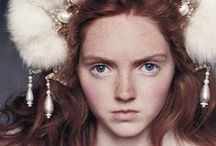 MODELS / Lily Cole