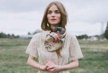 FASHION / scarves