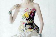 PORCELAIN / dresses