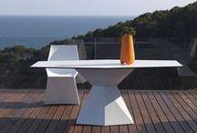 MOBILIER // #Outdoor / Le design s'invite dans votre jardin !