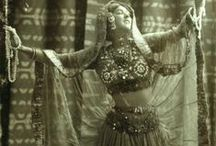 Bellydance Costumes / A variety of Bellydance costumes and other clothing that I like which could transfer to a new costume..... Or two! / by CC Fashion & Textiles