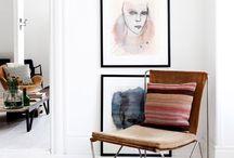 interior inspiration / by Camilla Langvad