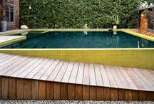 Swimming Pools / Cool off in these beautiful swimming pools.