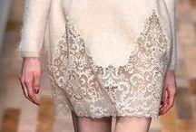 ...lace...love it!