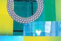 Collages by Henriëtte Beks, Art HC