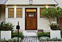 Front Doors / Offer a grand welcome to your home with a front door that wows!