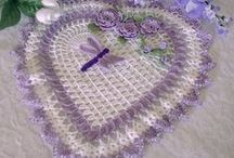 Crochet Doilies / Crochet Doilies / by Catherine West