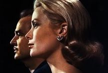 GRACE KELLY & MONACO / Rainier III (31 May 1923 – 6 April 2005); Grace Patricia Kelly (November 12, 1929 – September 14, 1982); (Caroline Louise Marguerite; born 23 January 1957);  (Stéphanie Marie Elisabeth Grimaldi; born 1 February 1965); Albert II (Albert Alexandre Louis Pierre Grimaldi; born 14 March 1958) is the reigning monarch of the Principality of Monaco, and head of the Princely House of Grimaldi;  In July 2011, Prince Albert married Charlene Wittstock. / by Vicky S ✞