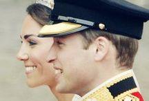 Prince WILLIAM of CAMBRIDGE / Prince William Arthur Philip Louis (Duke of Cambridge) House of Windsor (Born 21 June 1982) wed Catherine Middleton (m. 2011) (Duchess of Cambridge); Issue Prince George of Cambridge  / by Vicky S