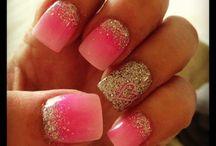 Nails nice