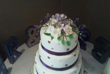 Wedding Cakes / This is to showcase a few of the wedding cakes I have had the pleasure of making.
