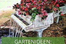 Gartenideen: Upcycling