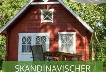 Skandinavischer Landhausstil / Deko-Inspirationen und DIY-Ideen für den skandinavischen Landhausstil.