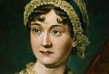 Jane Austen / by Vicky S ✞