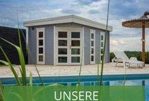 Unsere Sonderangebote bis 2000 € / Sie sind auf der Suche nach günstigen Gartenhäusern? Dann werfen Sie einen Blick in unsere Sonderangebote! Dort finden Sie reduzierte Häuser bis 2000 €.