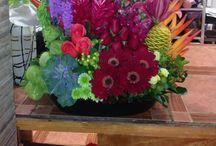 Arreglos Florales hechos por mi. / Arreglos florales, adornos, decoración hechos por mi.