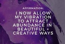 Affirmation and prayers