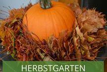Herbstgarten Dekoideen / Auch der herbstliche Garten kann etwas Deko vertragen. Lassen Sie sich hier inspirieren und entdecken Sie Ihren individuellen Herbstgarten.