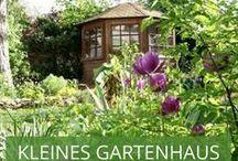 Kleines Gartenhaus im großen Stil