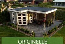 Magazin: Originelle Gartenhäuser / Tolle Tipps rund um das Thema Garten, Gartengestaltung und das Gartenhaus.