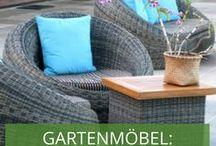 Stylecheck Gartenmöbel: Modern / Moderne Gärten bestechen durch ihre schlichte Eleganz: Welche Gartenmöbel passen zu Ihrem modernen Gartenhaus?