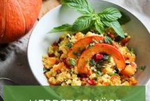 Herbstgemüse / Sie möchten auch im Herbst Gemüse im eigenen Garten anbauen? Wir zeigen Ihnen tolle Anbautipps und leckere sowie vitaminreiche Inspirationen für Ihren Gemüsegarten!