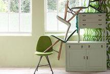COULEURS // #Vert / Mettez votre décoration au vert