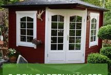 5 Eck Gartenhäuser / Das funktionelle und moderne Eckmodell liegt voll im Trend. Wir bieten Ihnen hier eine große Auswahl unterschiedlicher 5-Eck Gartenhäuser in verschiedenen Größen und Wandstärken an. Lassen Sie sich von der Qualität und den günstigen Preisen unserer 5-Eck Gartenhäuser überzeugen.