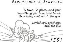 {Experience & Services} At the Pop & Sculpture Play 3D / These are snaps of the experiences & services that we currate for you with Fluffymilk.com mostly active in and around Palmerston North NZ. If you are further afeild get in touch to see how we could help :)  And here are the listings https://www.facebook.com/FluffymilkDotCom/events