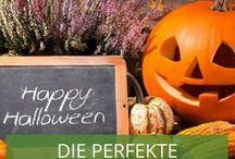 Die perfekte Halloween Party / Inspirationen und Ideen zur Organisation einer schaurig schönen Halloween Party