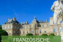 Gartengestaltung: Französischer Garten / Der französische Barockgarten ist ein Gesamtkunstwerk aus Wasserspielen, in Form geschnittenen Buchshecken und prächtigen Ornamenten. Lassen Sie sich verzaubern!