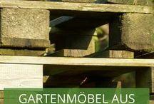 Stylecheck Gartenmöbel: Paletten / Palettenmöbel selber bauen ist Trend, nicht teuer & mit etwas Geschick nicht schwer. In diesem Board finden Sie Inspirations-Beispiele für die eigene Umsetzung. Wir wünschen viel Spaß beim Heimwerkeln Ihrer Gartenmöbel aus Paletten!