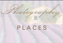 photography: places / by Christina @ Christina Leigh Events
