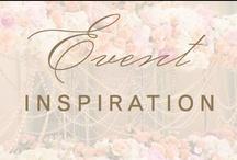 event: inspiration / by Christina @ Christina Leigh Events