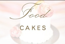 food: cake / Wedding cakes, Birthday cakes and my Favorite cakes.  / by Christina @ Christina Leigh Events