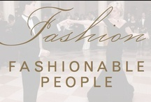 fashionable people / love the photography, the style... these people are perfect / by Christina @ Christina Leigh Events