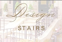 design: stairs / by Christina @ Christina Leigh Events
