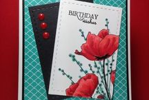 Cards / by Jeanette Fincher