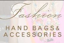 fashion: bags & accessories / Beautiful bags and accessories I dream about / by Christina @ Christina Leigh Events