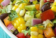Easy Peezy Foods to Pleezy / Super easy stuff that tastes great....... looks good!  / by Marmee P