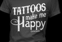 Tattoos / by Kris Goens