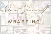diy: wrapping / by Christina @ Christina Leigh Events