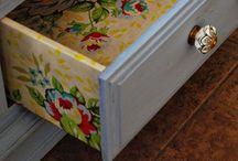 Crafty Ideas- Modge Podge / by Samantha Nix