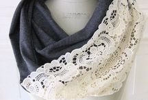 DIY Accessories / Headbands, scarves, bags, belts, purses, wallets ect. ect. ect...   / by Samantha Nix