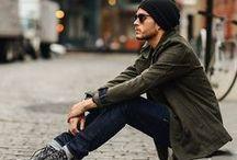 Men's Fashion Autumn/Winter / Men's Fashion Autumn/Winter / by Jigen 1