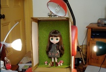 Blythe / Everything Blythe worth sharing and not made by me... anything made for Blythe by me is on the De Belles Poupées board.